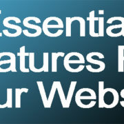 essential features for websites