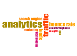 reading website analytics